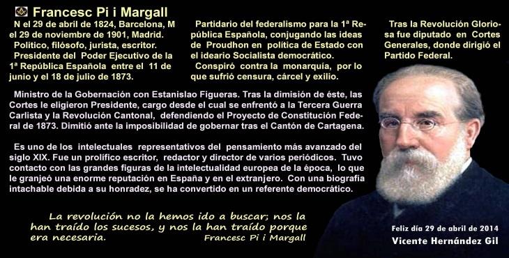 Efemérides: Francesc Pi i Margall