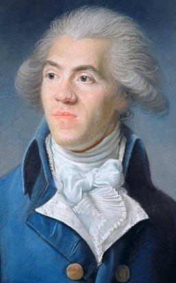 Jean Joseph Mounier (Grenoble,1758-París,1806)abogadoelegido diputado en losEstados Generales de 1789. Propuso elJuramento del Juego de Pelotay, como miembro de laAsamblea Nacional Constituyente, fue uno de los principales promotores de laDeclaración de los Derechos del Hombre y del Ciudadano. Admirador de las instituciones británicas defendía una monarquía constitucional. Se exilió enSuizaen1790, regresó a Francia en1801y fue Consejero de Estado en1805