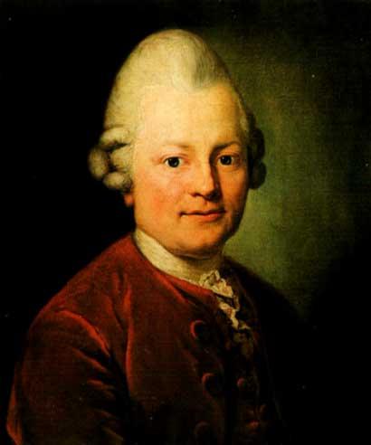 G. E. Lessing fue iniciado el 14 de octubre de 1771 en la logia Las Tres Rosas de Oro de Hamburgo