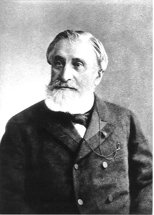 Presidente del Comité Internacional de la Cruz Roja, que había fundado con Henry Dunant, el general Dufour y los doctores Louis Appia y Thèodore Maunoir