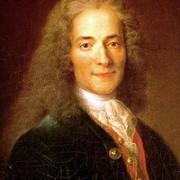 Voltaire(1694-1778) escritor,historiador, y filósofo francés.