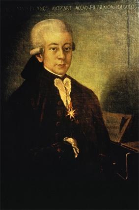 W. Amadeus Mozart