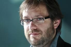 El autor, Francisco ortega