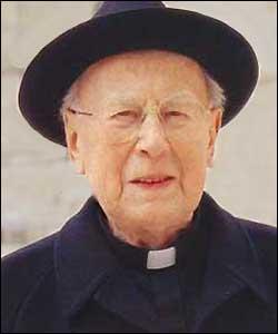 Franz König (1905-2004), Arzobispo de Viena y Cardenal de la Iglesia Católica