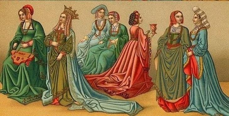La mujer en la masonería operativa medieval