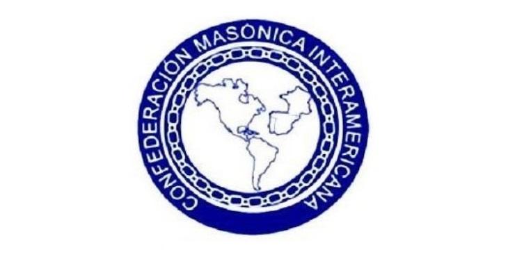 Resultado de imagen para foto de la confederacion masonica interamericana