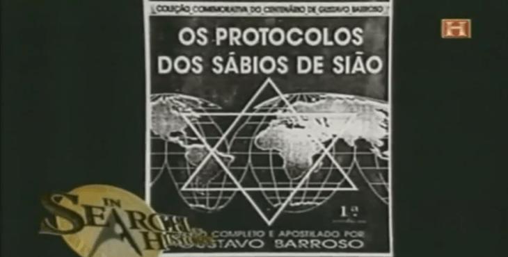 os protocolos dos sbios de sio