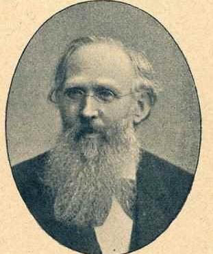 """Gottfried Gabriel José Findel (1828-1905) maestro masón, autor de""""Freimaurerei und Jesuitismus. Eine Zeitbetrachtung"""""""