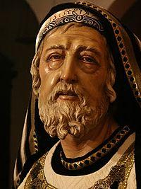 José de Arimatea, hermandad de la Piedad (Cabra, España).