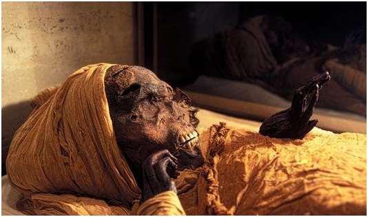 Momia de Sequenre Tao