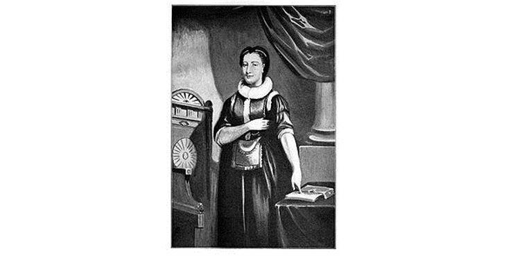 aldworth la primera mujer masonas