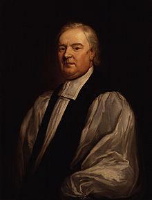 John Tillotson (1630-1694) masón y arzobispo de Canterbury