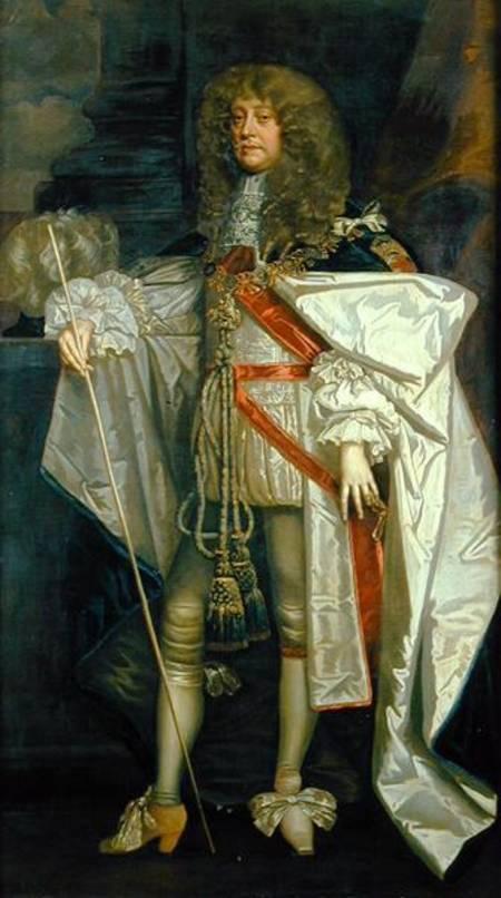Jermyn, primer conde de San Albano. Retrato por Sir Peter Lely.