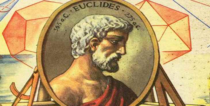 Resultado de imagen de Euclides y su geometría
