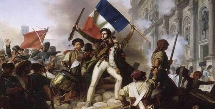 Resultado de imagen para revolucion francesa