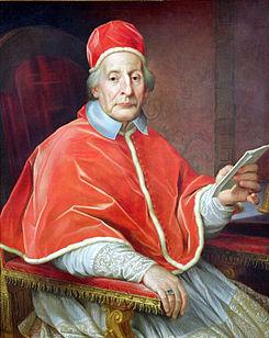Clemente XII, 12 de julio de 1730-6 de febrero de 1740