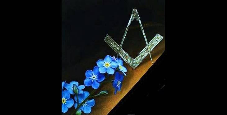 Curiosidades Masonicas De La Flor No Me Olvides Diario Masonico
