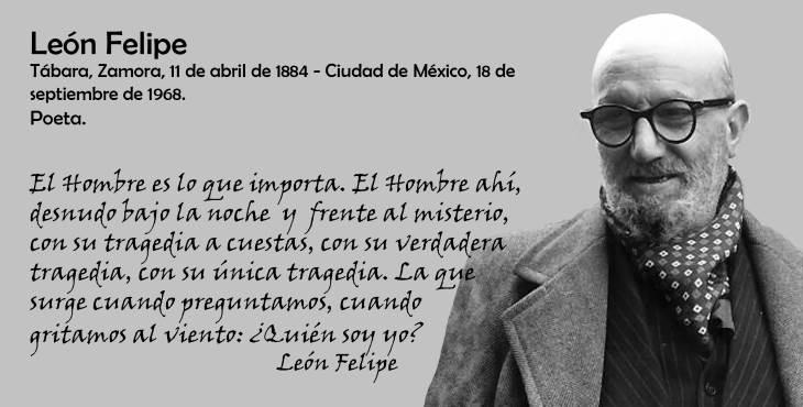 Resultat d'imatges de León Felipe