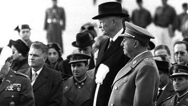 'El País' recuerda el día de 1958 que Franco enmudeció ante un masón