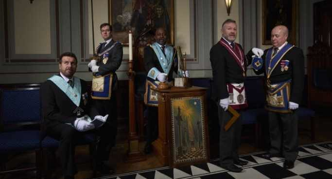 Inside the Freemasons