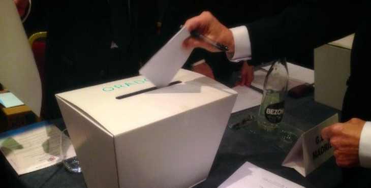 Gran Cónclave elige a sus representantes en la Gran Comisión Electoral