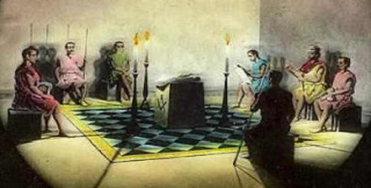 De las condiciones de la iniciación - Diario Masónico