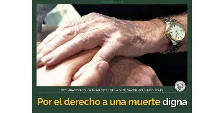 muerte digna eutanasia legal