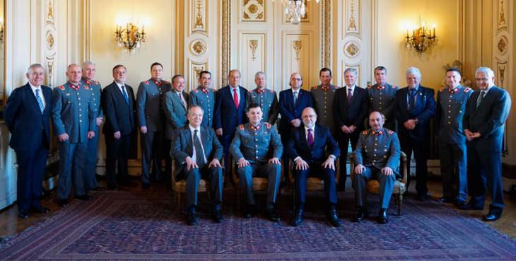 chile masonería ejército