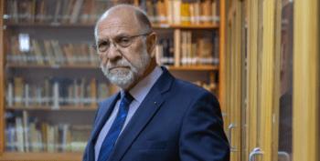 Sebatián Jans, entrevista acerca del coronavirus en la Gran Logia de Chile