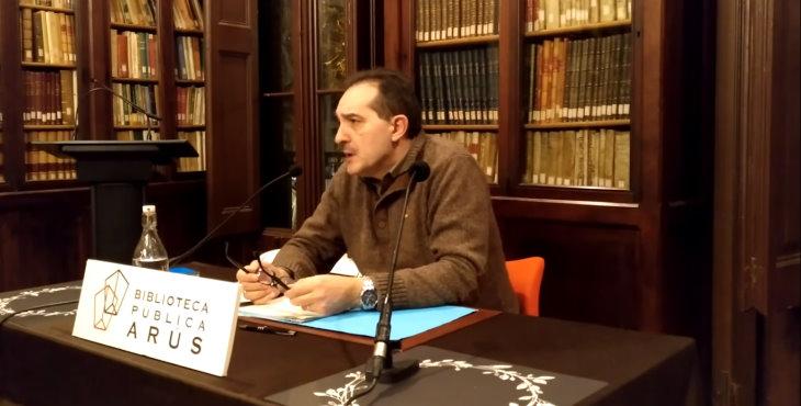"""Joaquim Villalta: Conferencia """"El otro legado de Étienne Morin"""""""