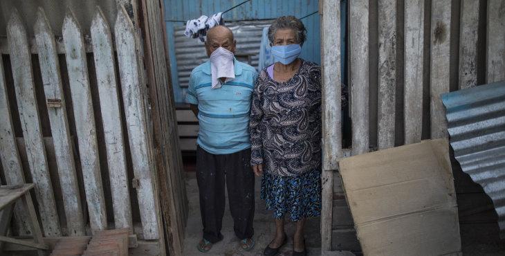 Coronavirus en vivo: Ecuador y Perú superan los 20.000 contagios