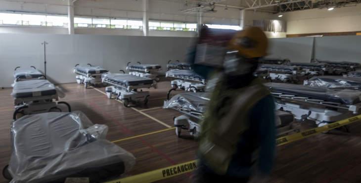 Pico pandemia latinoamérica