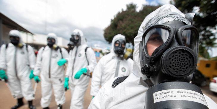 Coronavirus en América: Más de 2.490 muertos en un día en EE UU