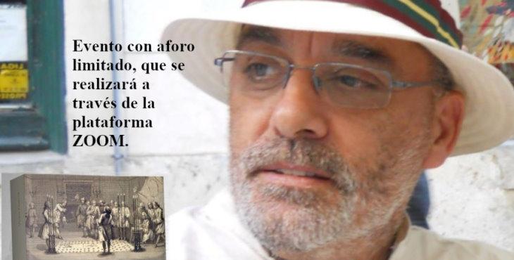 Presentación mundial del último libro de Víctor Guerra