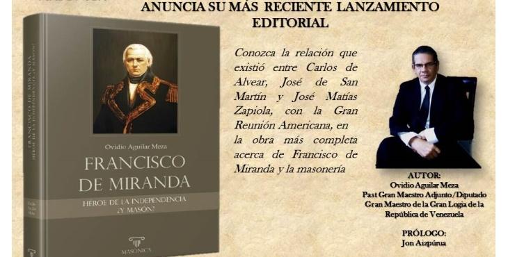 Francisco de Miranda, mason