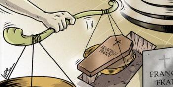 Efemérides: exhumación de Franco